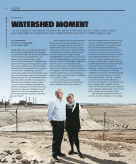 Architect Magazine_December 2013: Watershed Moment
