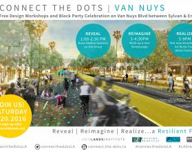Join us February 20th at Van Nuys Civic Center_Connect the Dots