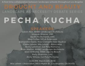 Pecha Kucha night March 4 2016