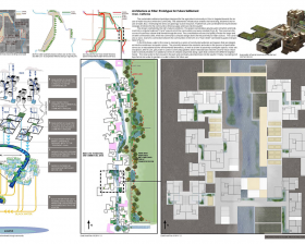 Architecture as Filter: Prototypes for Future Settlement, Teddy Kofman, Daphne Binder, students, New York , NY (T057)