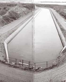Mile 0, Granite Reef Aqueduct, Central Arizona Project.