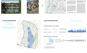 Sliver Lake Wash: A Manufactured Arroyo, ALI Research Award Winner, Robert Lamb, AIA, AICP, professional, Los Angeles, CA (T249)