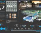 Aqualux: Illuminating Water, Heather Anderson, Nick Marrs, Børge Raknes, Caroline Yarber, California Polytechnic State University, San Luis Obispo, CA (T164)