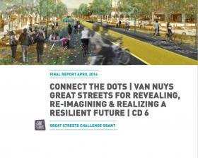 Cover_Final Report_CtD_Van Nuys_Great Streets Challenge_2016